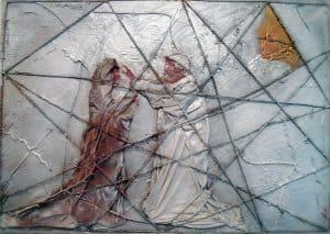 mostre di arte materica italia